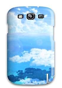 Megan S Deitz's Shop Galaxy S3 Case Slim [ultra Fit] Log Horizon Protective Case Cover 2567039K43456278