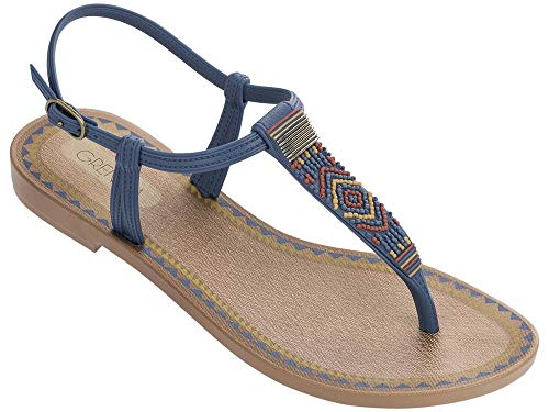 Mixte Chanclas V azul 90556 G17337 Raider De Multicolore Acai Adulte Chaussures Piscine amp; Grendha Plage zHdq1tx