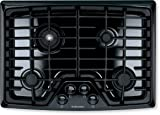 Electrolux EW30GC55PB 30' Wide Gas Cooktop with 4 Sealed Burners...