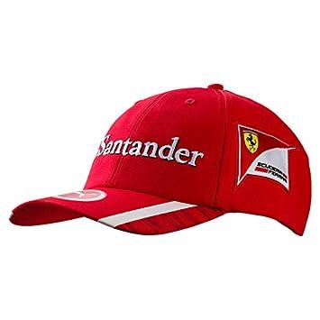 Puma Ferrari Replica Team Cap - Rosso Corsa - One Size  Amazon.co.uk ... 0db10a0c0efb