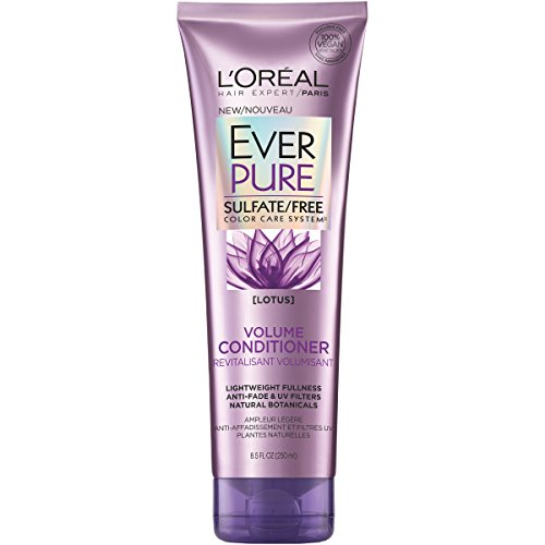 - L'Oreal Paris Hair Care Ever Pure Volume Conditioner, 8.5 Fluid Ounce