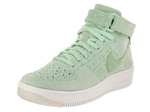 Nike - W AF1 Flyknit - 818018301 - Couleur: Vert - Pointure: 39.0