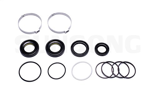 Sunsong 8401335 Rack and Pinion Seal Kit (Acura, Honda)