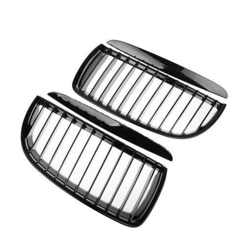 color negro Rejilla de radiador deportiva E90 y E91