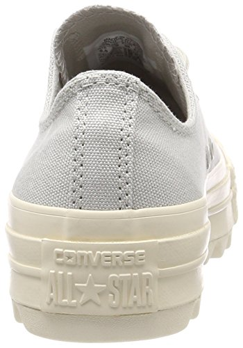 Natural CTAS Lift Grau 081 Pale Fitnessschuhe Grey Ripple Grey Pale Damen Converse OX Grey Pale gaqZOgT