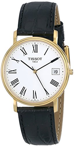 13 T-Classic Desire Leather Watch ()
