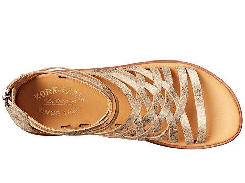 Kork-Ease Women's Palmyra Leather Gladiator Sandals