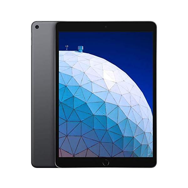 "Apple iPad Air | 10.5"" | 3rd GEN | WI-FI | 64GB | Grey | 2019 | (Renewed) 1"