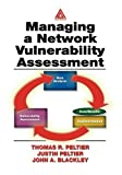 img - for Managing A Network Vulnerability Assessment by Thomas R. Peltier (2003-05-28) book / textbook / text book