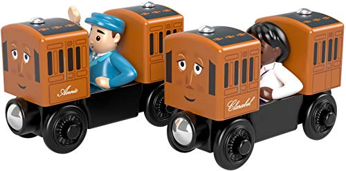 Thomas & Friends Fisher-Price Wood, Annie & - Thomas Train Ride Friends And