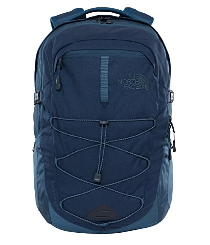 The North Face Borealis Backpack - Urban Navy Light Heather/Urban Navy - One Size