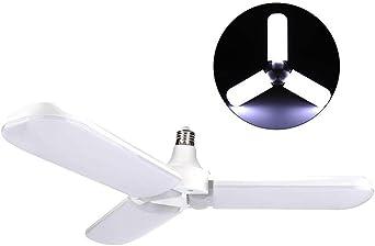 XMYX 36W LED Lámpara de Techo Bombilla Lámpara de Ventilador de ...
