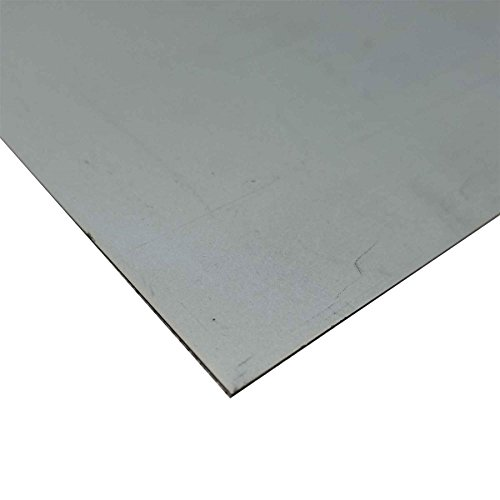 (Online Metal Supply Galvannealed A60 Steel Sheet (22 ga.) .030