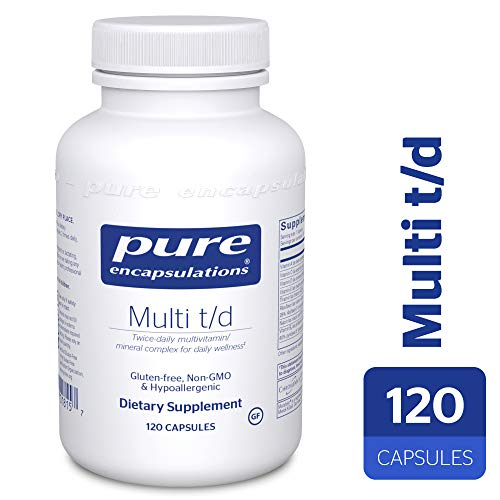 Pure Encapsulations - Multi T/D - Hypoallergenic