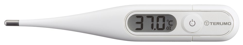 Japan Health and Personal - Terumo electronic thermometer [firmly thermometry in about 60 seconds & washable OK] *AF27*