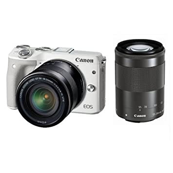 Review Canon EOS M3 Double