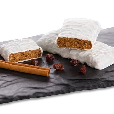 Doctors Best Weight Loss - High Protein Diet Bars - Cinnamon Oatmeal Raisin 7/box