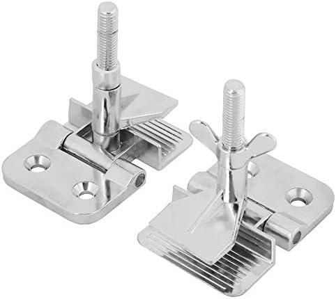 Schmetterling Scharnierklemme - BiuZi Metall Siebdruck Schmetterling Rahmen Scharnierklemme DIY Hobby Werkzeug