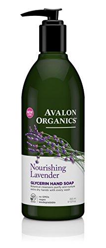 Avalon Organics Glycerin Nourishing Lavender product image