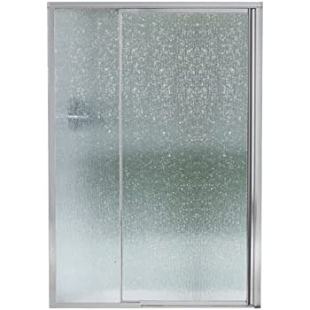 Sterling 1500d 48s Vista Pivot Ii Shower Door Silver With