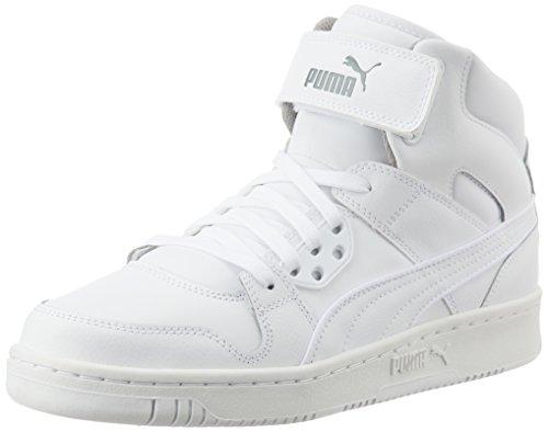Puma Rebound Street L - Zapatillas para hombre Blanco - Blanc (White/White)