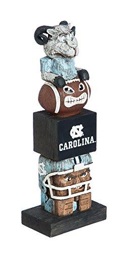 Evergreen Enterprises NCAA North Carolina Tar Heels Tiki - Carolina Outlets North
