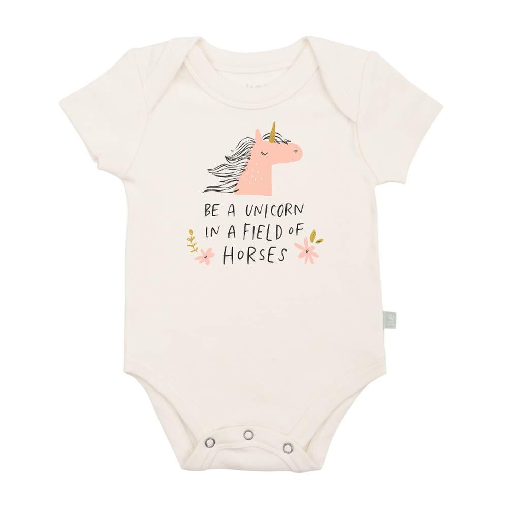 Amazon.com: Finn + Emma - Body de algodón orgánico para bebé ...