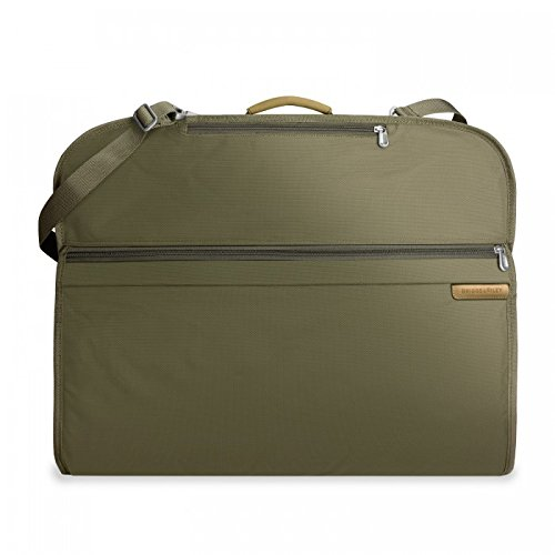 Briggs & Riley Baseline Classic Garment Cover,Olive,22.5x24.5x2 by Briggs & Riley