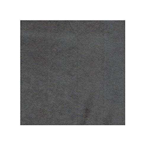 Mybecca Charcoal Suede Microsuede Fabric Upholstery Drapery Fabric (1 yard)