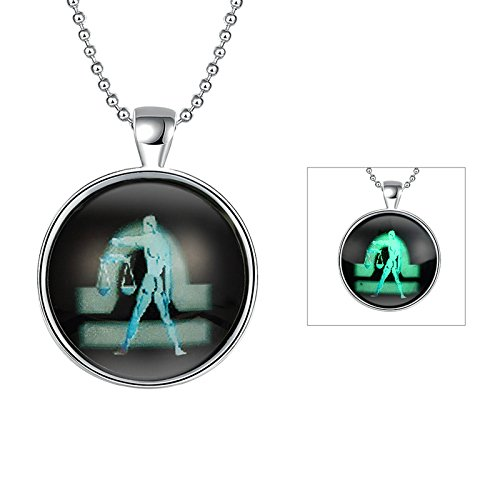 Aokarry Women Pendant Necklace Chain for Holloween Party -