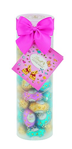 Lindt Easter delights Alpine milk mini-egg tubes 200g