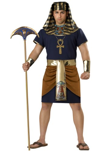 In Character mens Plus Size Egyptian Pharaoh Costume 4X