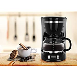 Black + Decker BXCM1201IN 12-Cup Drip Coffee Maker
