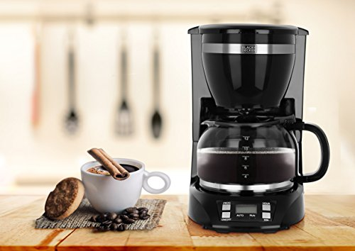BLACK+DECKER BXCM1201IN 12-Cup Drip Coffee Maker