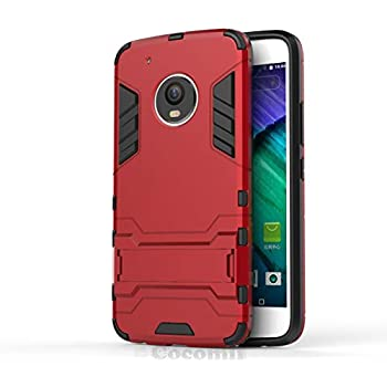 Amazon.com: Cocomii Iron Man Armor Motorola Moto G4/G4 Plus ...