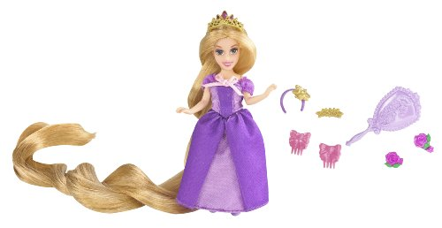 Disney Tangled Featuring Rapunzel Hair