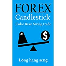 Forex Candlestick Color Basic Swing trade: No technical, No fundamental, No indicator, Use only candlestick (Forex Candlestick Color Trading Book 3)