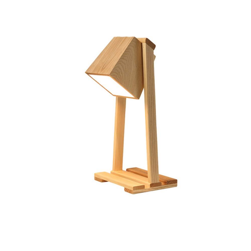 E27 Tischleuchte Holz Holz Holz Tischlampe Retro Holz Und LED Nachtlicht Für Schlafzimmer Wohnzimmer Café Babyzimmer Nachttischlampen Kreative Dekorative Lichter Nachtlicht Holz Mit Nachtlampe Schlummerlicht 16e6b1