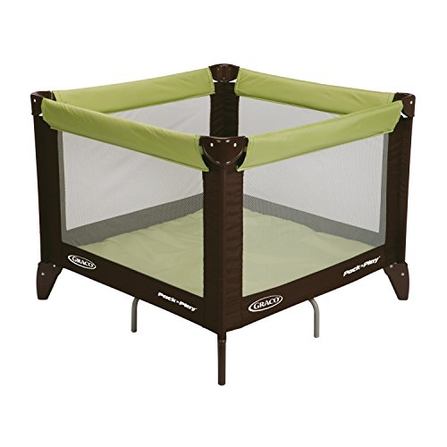 Graco Pack 'N Play Playard Totbloc, Go Green by Graco