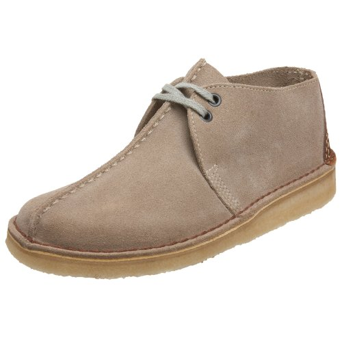 Clarks Originals Men's Desert Trek Oxford,Sand Suede,13 M US