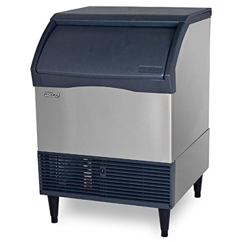 Scotsman CU1526MA Prodigy Self-Contained Undercounter Ice Machine, Air Condenser 150 lb. Production 80 lb. Storage