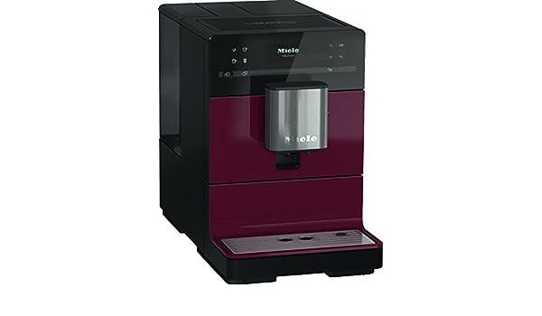 Miele cafetera eléctrica cm 5300 Ro rojo 1,3 litro 220 Watt: Amazon.es: Hogar