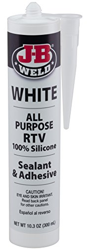J-B Weld 31912 White Sealant and Adhesive (Best All Purpose Kayak)
