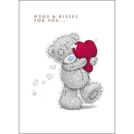 Million Hugs (Hugs & Kisses Me to You Bear Valentine's Day Card)