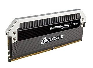Corsair Dominator Platinum 128GB (8x16GB) DDR4 3000MHz C16 Desktop Memory (B01F3Z6528) | Amazon price tracker / tracking, Amazon price history charts, Amazon price watches, Amazon price drop alerts