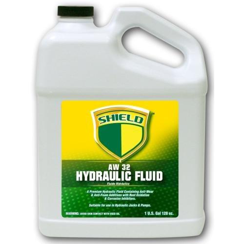 Shield S3H023 Anti-Wear ISO 32 Hydraulic Oil - 1 Gallon