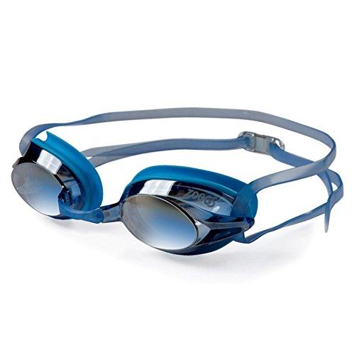 Zoggs 300794-408 Racespex S/XL - Mirrored Swim Goggles - Swimmimg Goggles