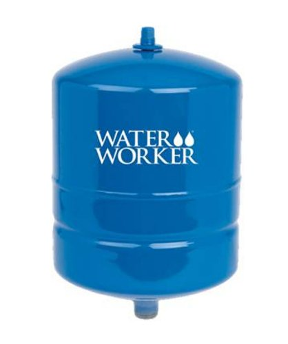(WaterWorker HT-2B Water Worker Vertical Pre-Charged Well Tank, 20 Gal, 3/4 In Mnpt, 100 Psi, Steel,)