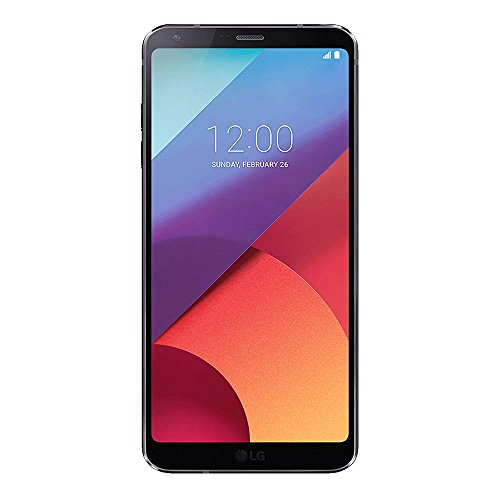 LG G6 H870DS 64GB Black, 5.7