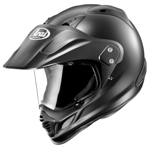 Arai XD4 Black Frost Dual Sport Helmet - Small by Arai (Image #1)'